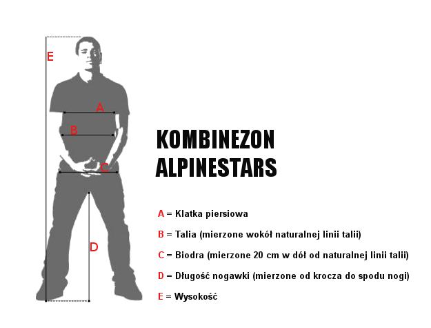 kombinezon alpinestars