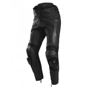 spodnie skorzane
